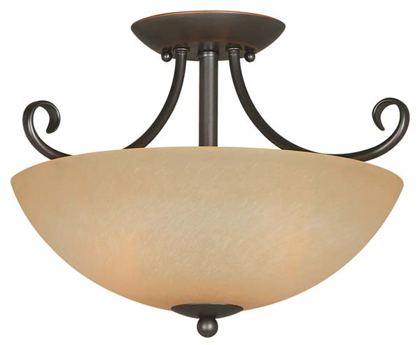 54-3769 Berkshire Ceiling Light Fixture