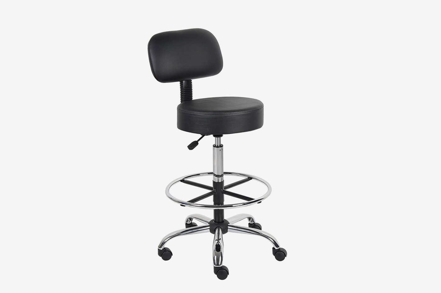 Boss Office drafting chair for standing desk