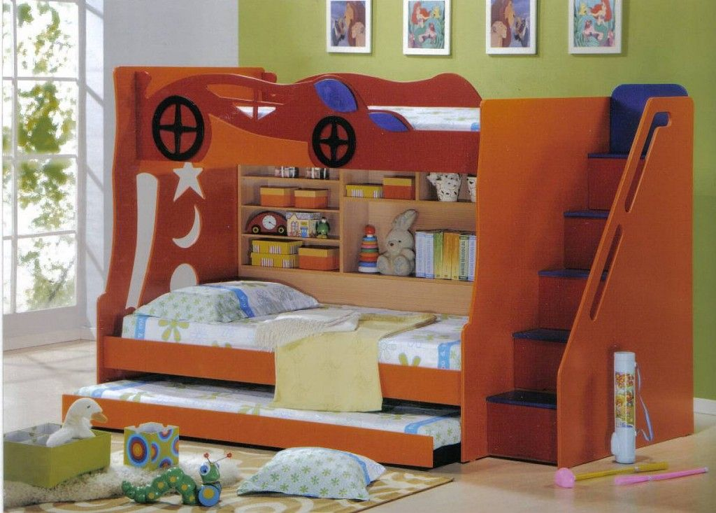 Things to design the children bedroom furniture in best way