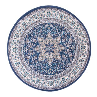 Arend Blue/Ivory Area Rug