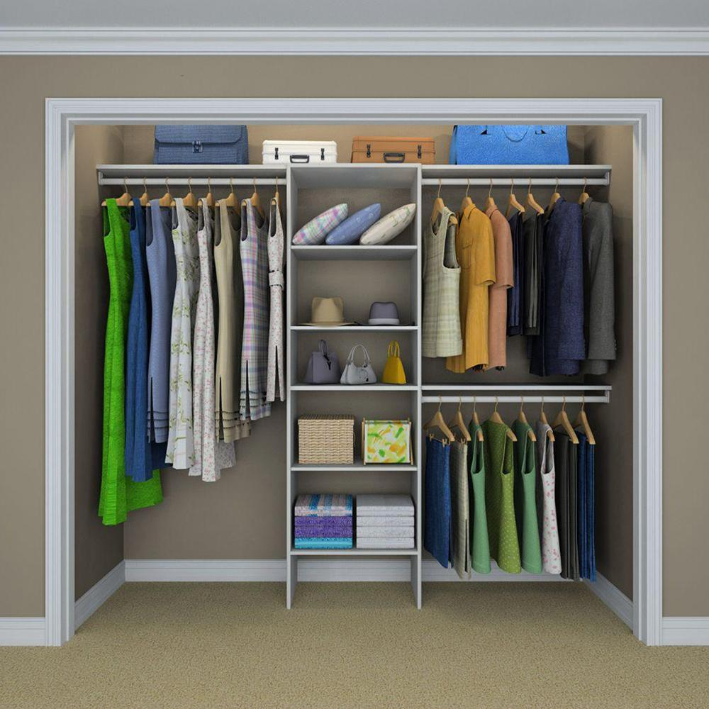 ClosetMaid Selectives 83 in. H x 120 in. W x 14.5 in. D