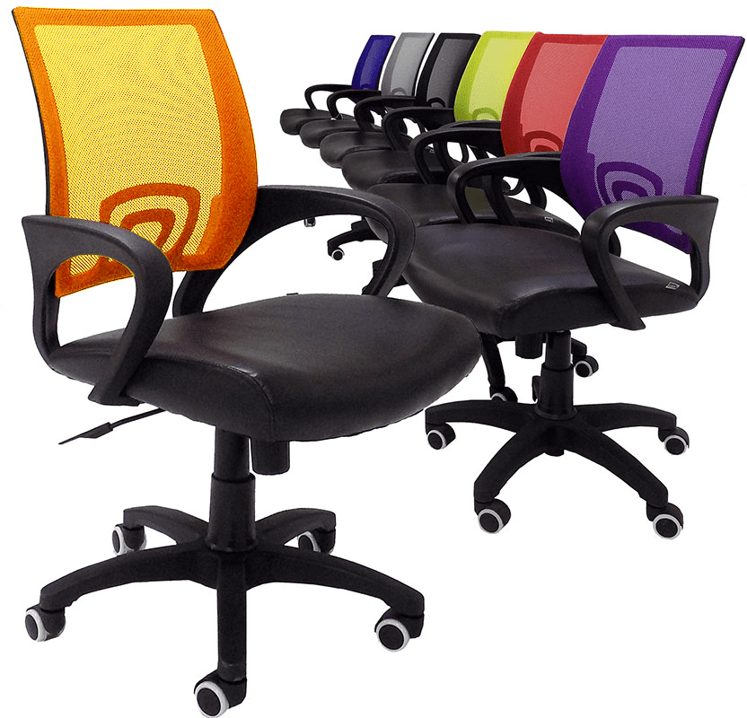 Groovy Colored Office Chairs Storiestrending Com Machost Co Dining Chair Design Ideas Machostcouk
