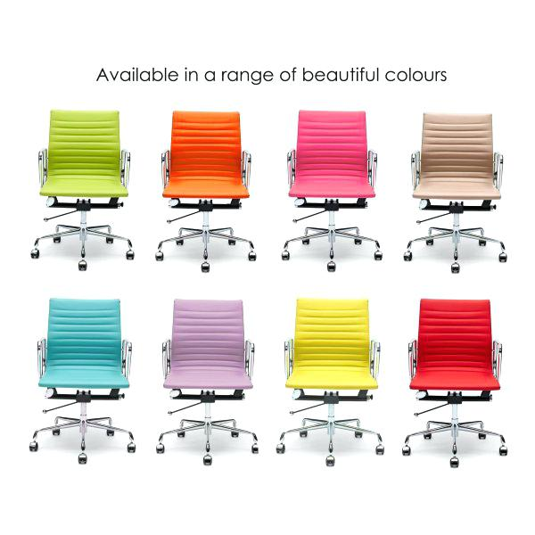 turquoise office chair coloured office chairs office lilac short back  ribbed style office chair cult in