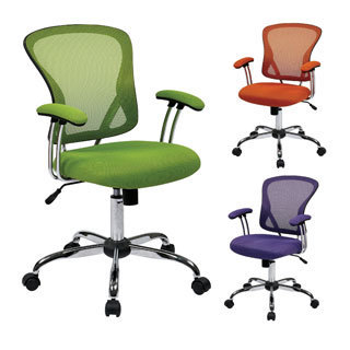 Colorful Desk Chairs Coloured Office Modren Brighten Up Your With