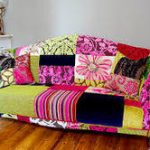 Colourful Sofa Covers