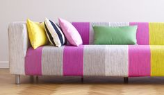 I love my Klippan: Upcycle your sofa with a Bemz designer cover | Bemz Ikea