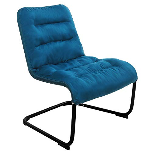 Zenree Comfortable Bedroom Reading Chairs/Padded Comfy Lounge Chair with  Soft Cushion for Living Room