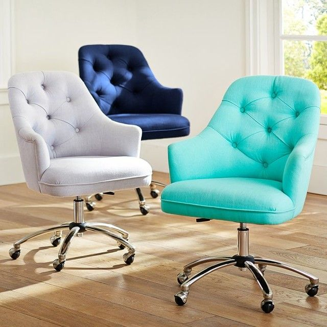 cool colorful desk chairs