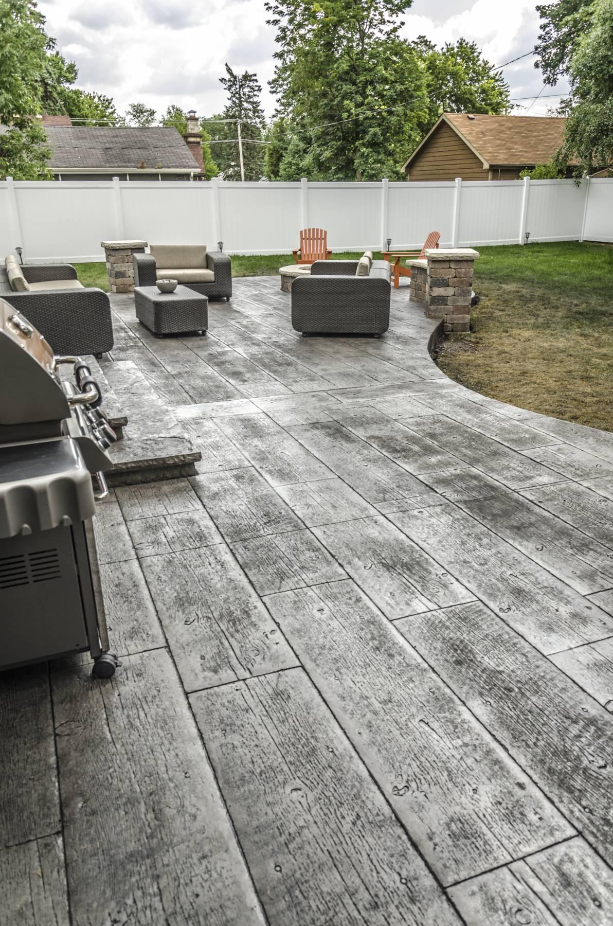 Concrete Patio Surfacing