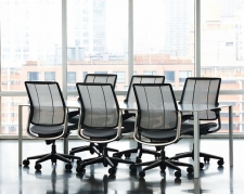 Mid Back Conference Chairs