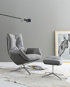 NEW: contemporary armchair by COR Sofa Seats, Couch, Contemporary Armchair,  Contemporary Furniture