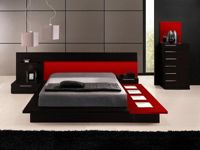 madrid bed Black Bedroom Furniture, Contemporary Bedroom Furniture, Bedroom  Black, Bedroom Modern,