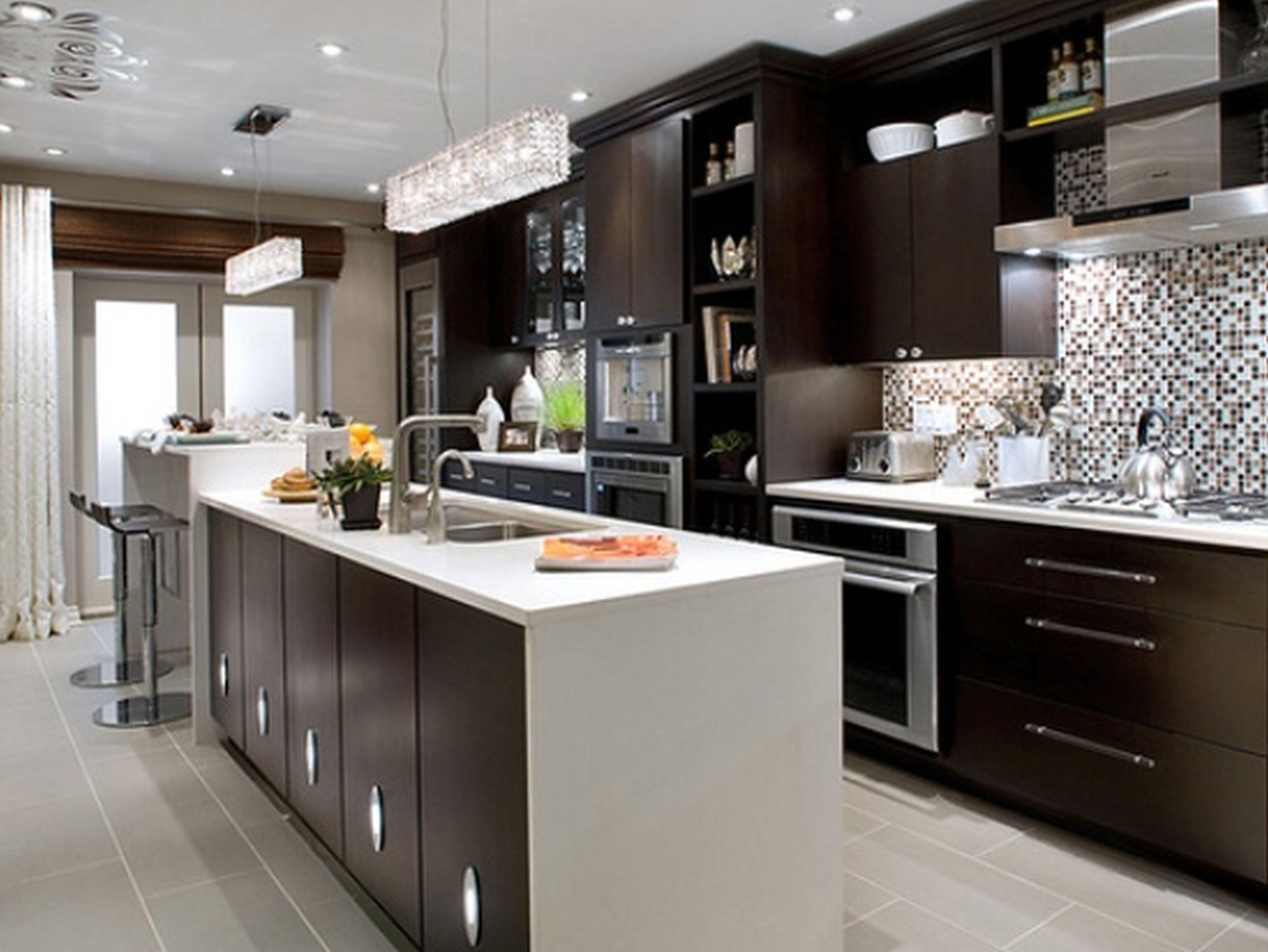 Contemporary Kitchen Design Beauteous