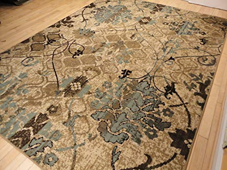 Amazon.com: Contemporary Rugs Living Room Dining Area Rugs 5x8 Under