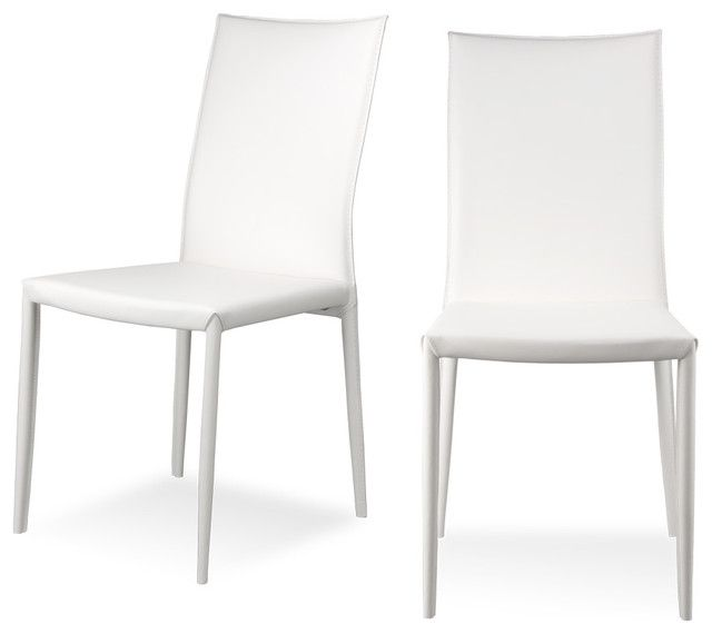 Unique Modern White Chair for Home Design Ideas with Modern White Chair