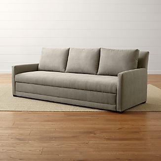 Reston Queen Trundle Sleeper Sofa
