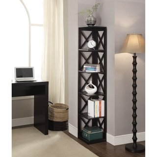 Buy Corner Bookshelves & Bookcases Online at Overstock | Our Best Living  Room Furniture Deals