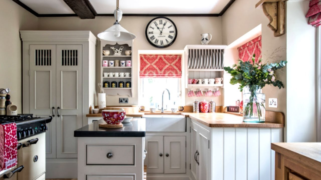 38+ Cozy Cottage Kitchens