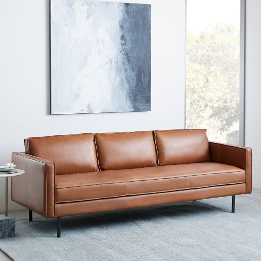 Couch In Leather