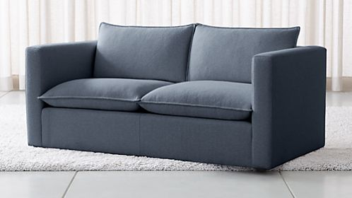 Lotus Petite Low Sofa
