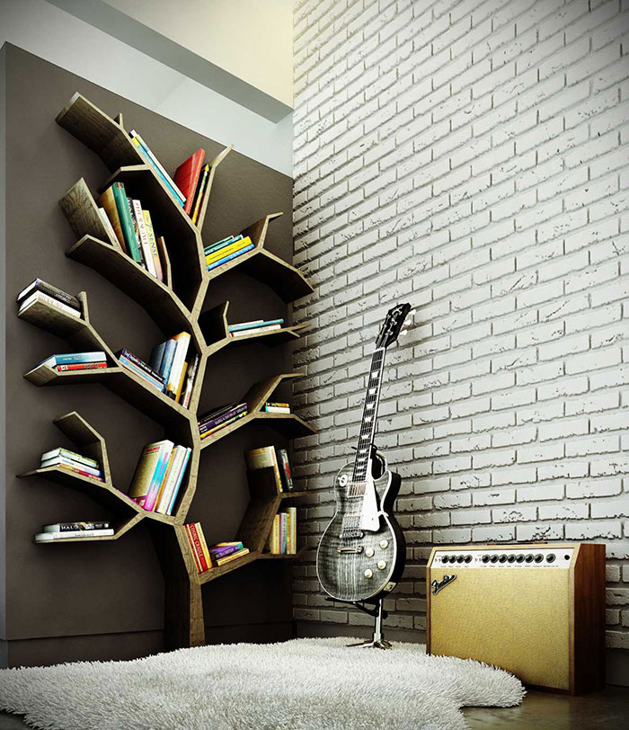 #1 Tree Bookshelf