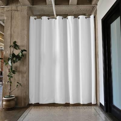 Premium Heavyweight Room Divider Curtain Panel