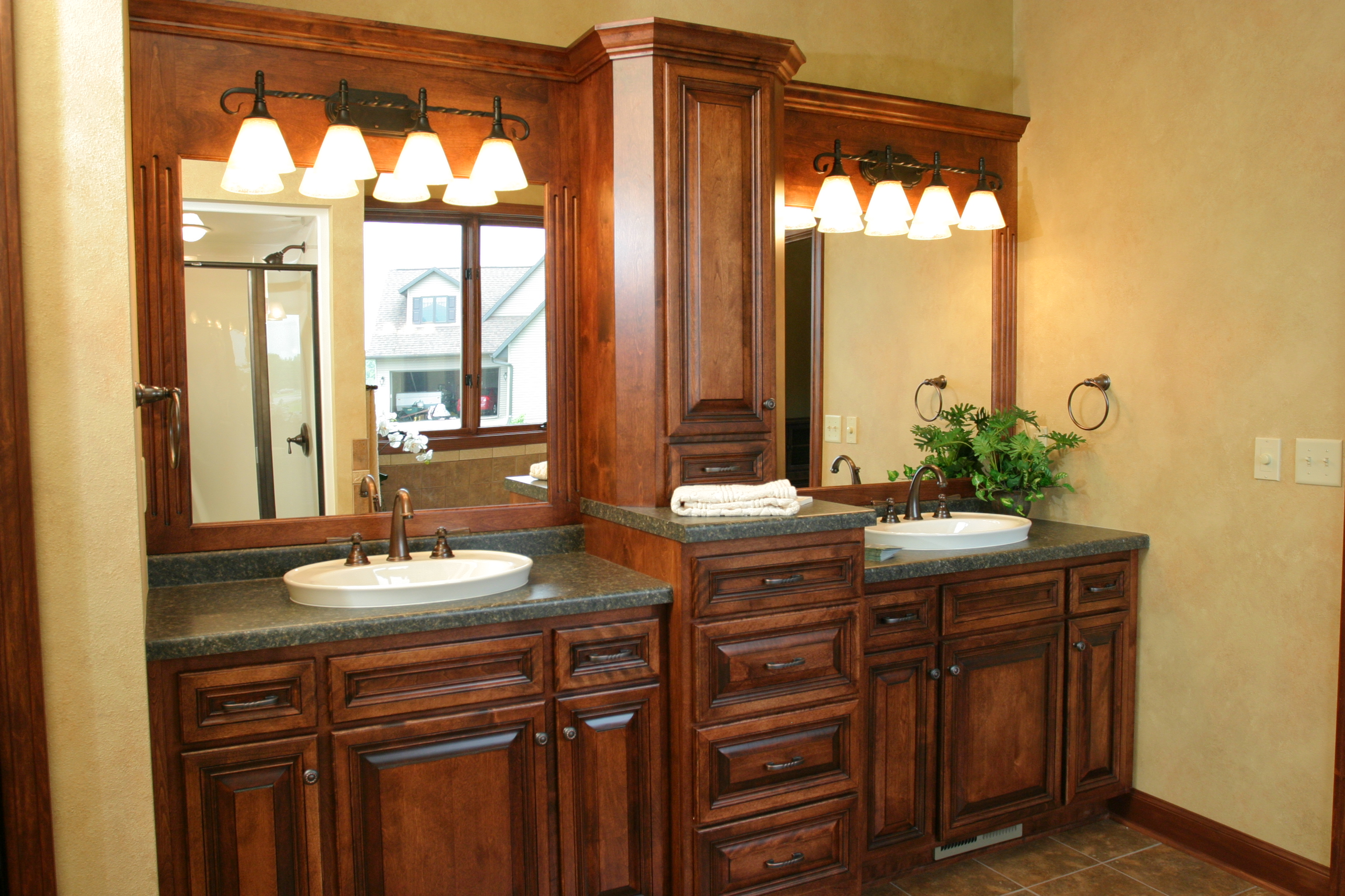 custom bathroom vanities nwwnuer