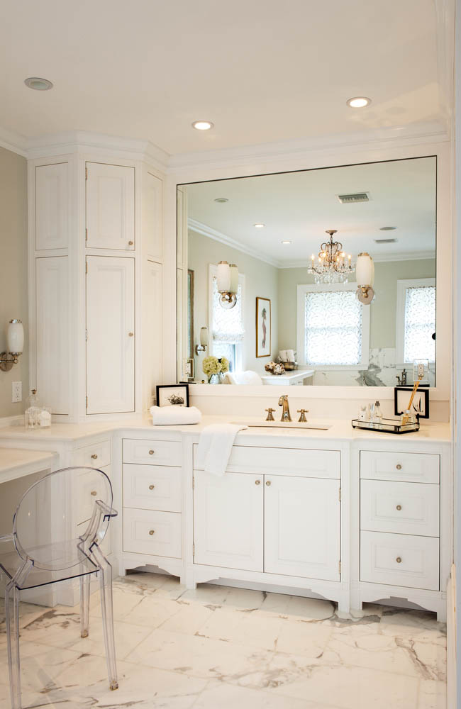 Custom Bath Cabinetry 139