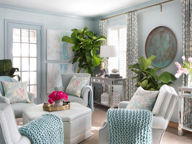 13 Ways to Make a Small Living Room Look Bigger 16 Photos