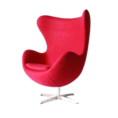 Dark Pink Designer Chair