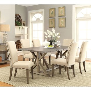 Athens 7 Piece Dining Set | Wayfair