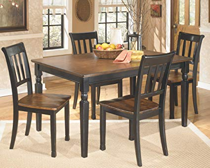 Amazon.com - Ashley Furniture Signature Design - Owingsville Dining