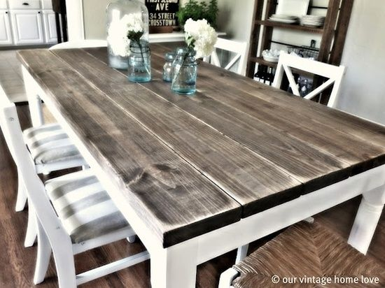 Diy Dining Room Set