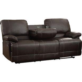 Edgar Double Reclining Sofa
