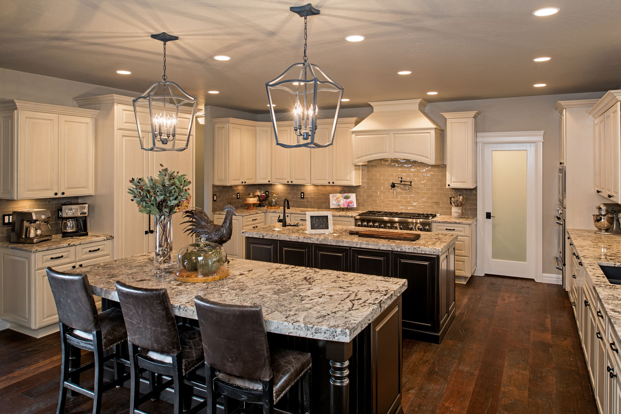 Going Grand – A Couples Dream Kitchen