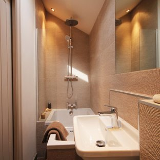 Bathroom - traditional bathroom idea in Other