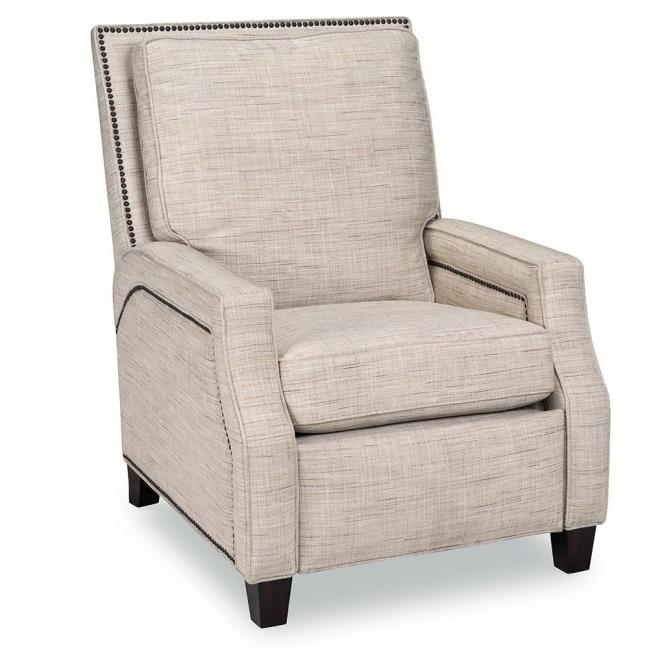 Image Peyton Fabric Recliner, Malin Button Jar. To Enlarge the image, click  or .