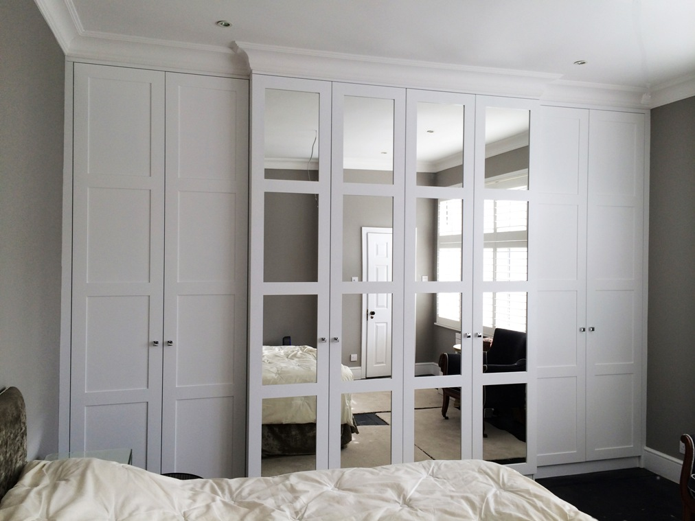 Wardrobes, Fitted Wardrobes And Sliding Doors On Pinterest