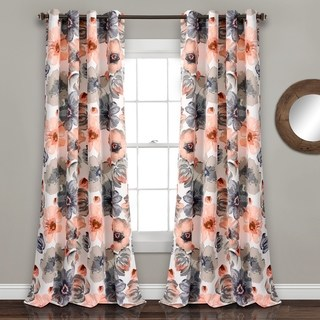 Buy Floral Curtains & Drapes Online at Overstock | Our Best Window  Treatments Deals