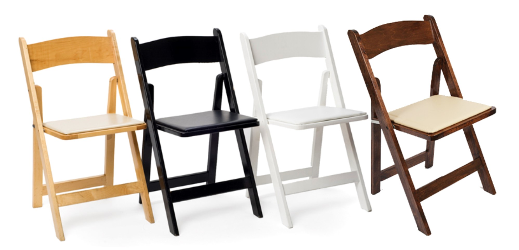Chairs – Padded Folding Chairs