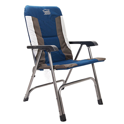 Timber Ridge Folding Lawn Chair