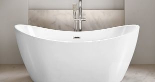 1700mmx710mm Caitlyn Freestanding Bath