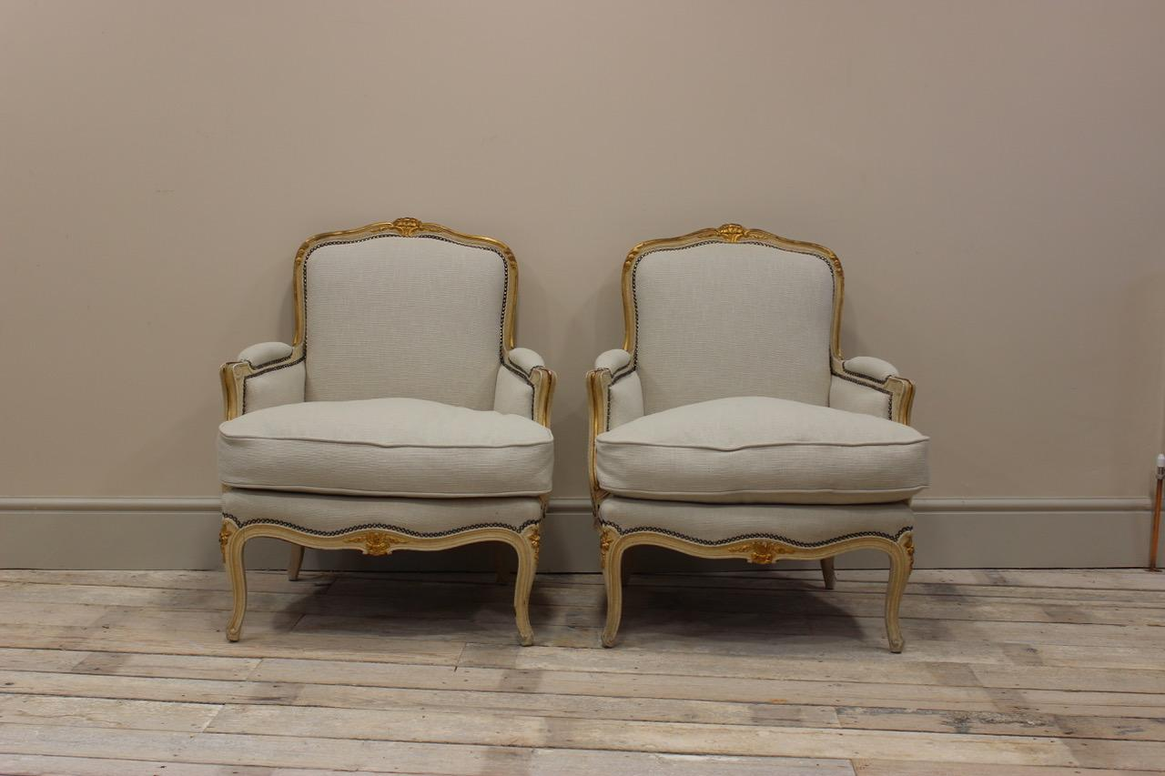 Antique Sofas, Armchairs, Occassional Chairs