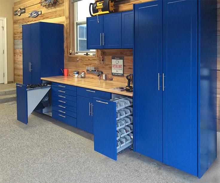 Garage Cabinet Choices