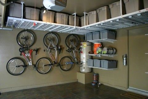 Small Garage Storage Ideas | Garage Ceiling Storage | Best Storage Ideas