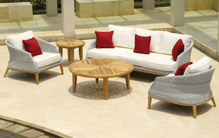 Garden sofas