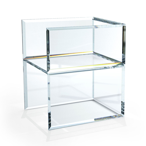 glass furniture archives | Dezeen