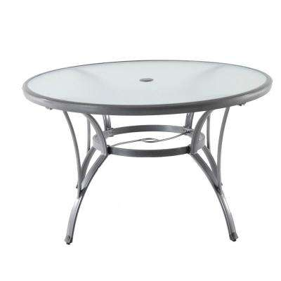 Glass - Patio Dining Tables - Patio Tables - The Home Depot