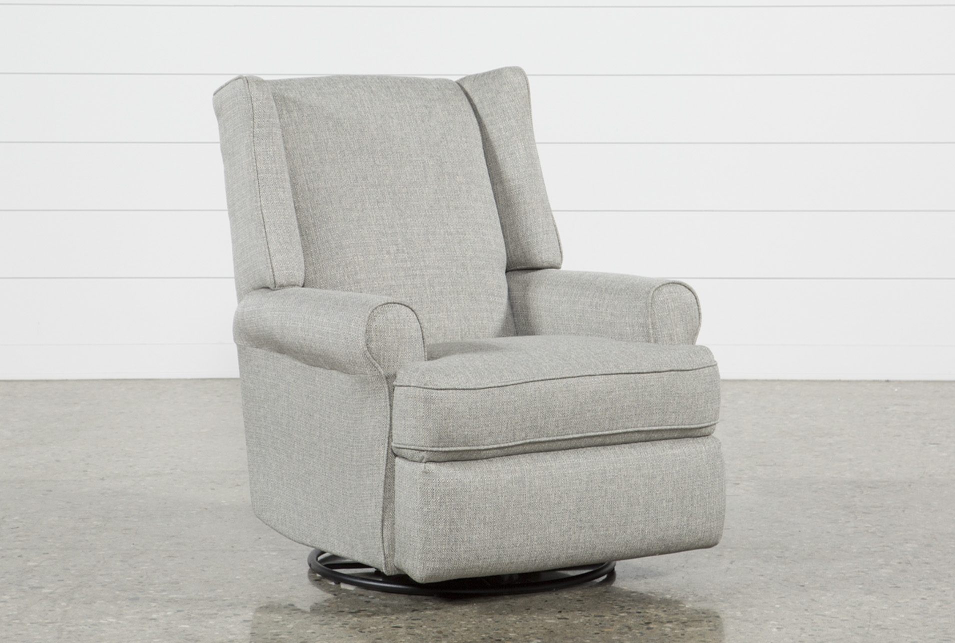 Mari Swivel Glider Recliner (Qty: 1) has been successfully added to your  Cart.