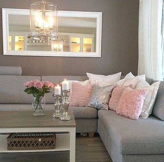 30 Elegant Living Room Colour Schemes | Home ideas | Pinterest
